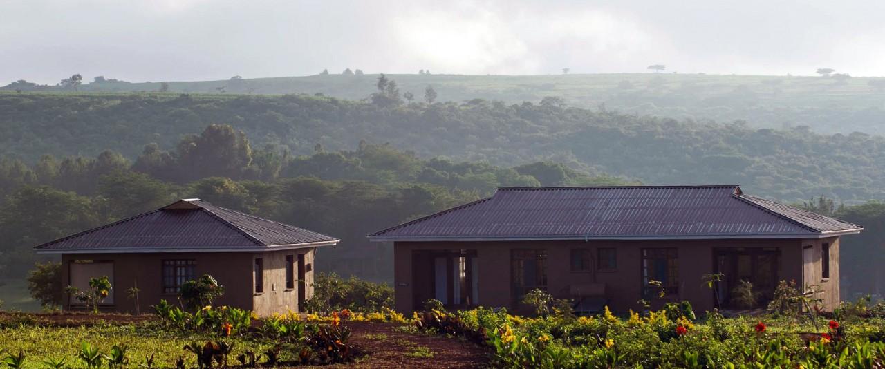 Discover Tanzania Ngorongoro Farmhouse Valley Lodge