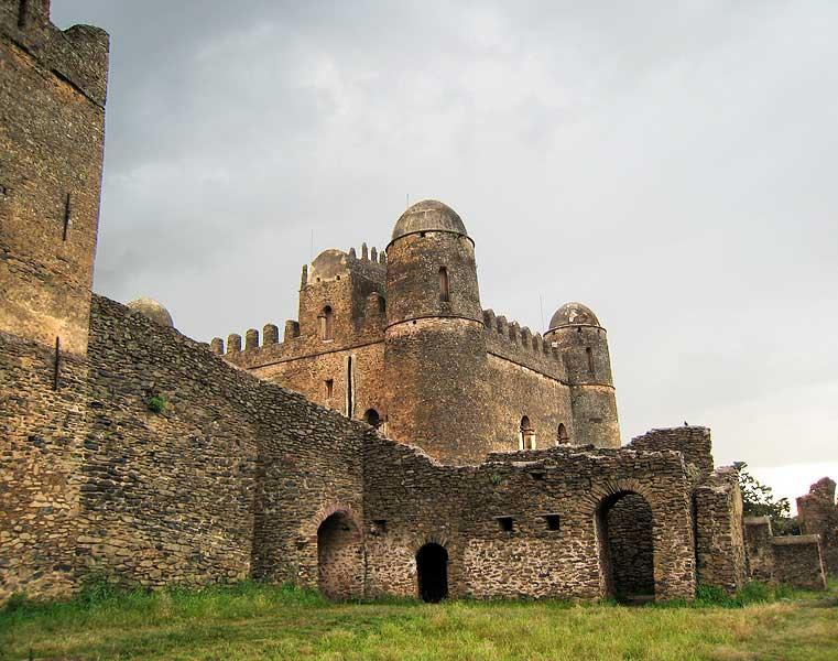 Gondar: castello di Fasilide - Gondar u00e8 la u0026#39;vecchia capitale ...