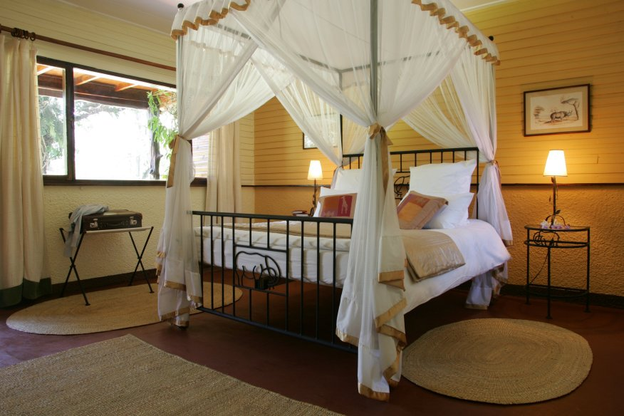 Mt Meru Game Lodge Mount Is A Small Very
