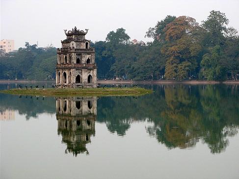 Pagoda delle tartarughe secondo la leggenda una for Lago tartarughe