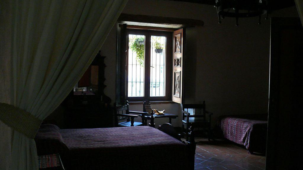 Hotel posada don rodrigo antigua il fascino antico for Splendide planimetrie della casa