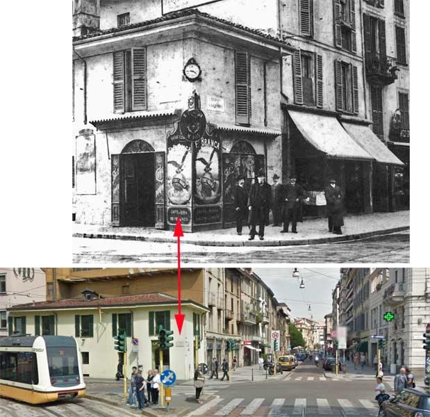 Corso garibaldi una volta si chiamava corso di porta for Corso di porta genova milano