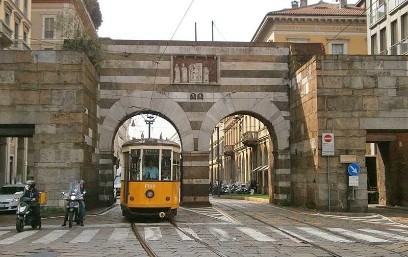 Porta Nuova - Una delle maggiori porte sul tracciato medievale delle ...