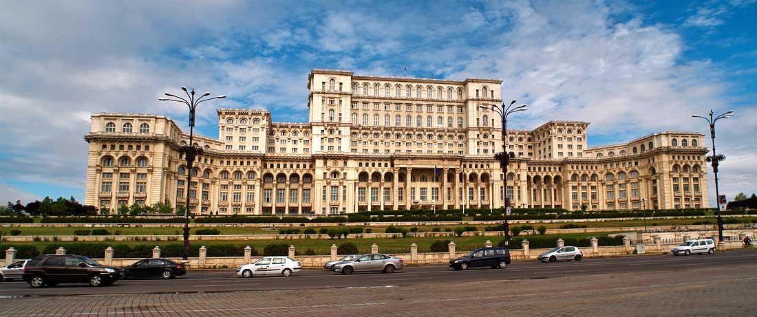 Bucarest palazzo del parlamento il palazzo del for Foto del parlamento