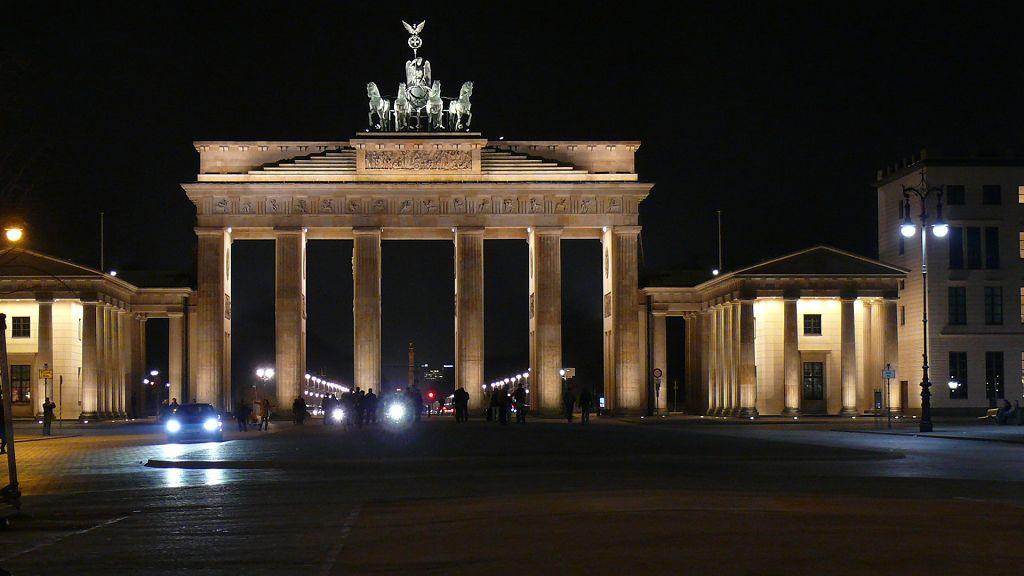 Porta di brandeburgo com 39 era porta di brandeburgo - Berlino porta di brandeburgo ...