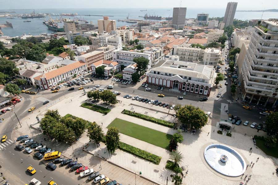 Dakar Senegal  city pictures gallery : Dakar Dakar è la capitale e la principale città del Senegal. L ...