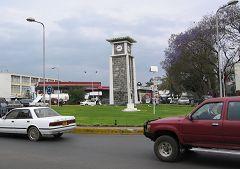 Arusha: campanile