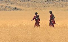 Engaruka: masai