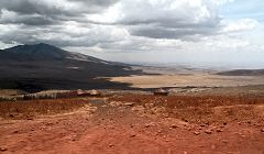 Ngorongoro: villaggio