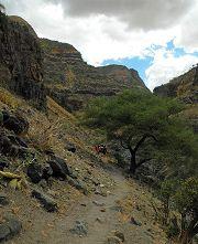 Engare Sero - trekking
