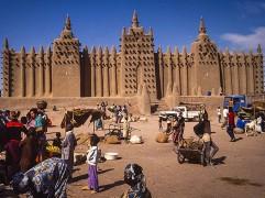 Djenné - La moschea