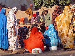 Blangoua: mercato
