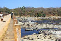 Benouè: ponte