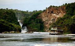 Murchinson Falls boat ride