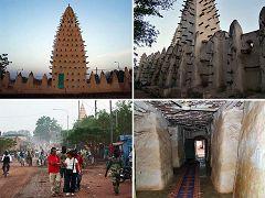Bobo-Dioulasso: moschea