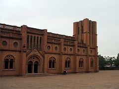 Ouagadougou: cattedrale
