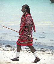 Zanzibar: masai