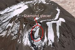 Ghiacciaio Diamond