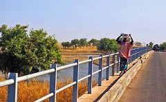 Maltam: ponte sul fiume El Beio