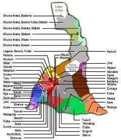 Etnie del Camerun