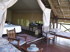 Finch Hattons Camp