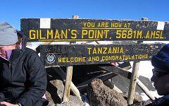 Gillman's Point
