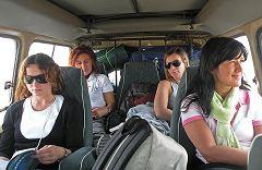 Il gruppo Tanzania in viaggio