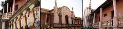 Bafatá: edificio coloniale