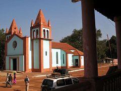 Bafatá: cattedrale