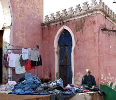 Bafatá: mercato portoghese