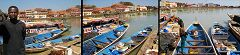 Bissau: porto