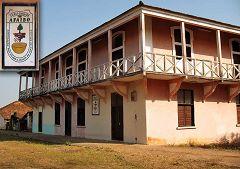 Bolama: casa coloniale