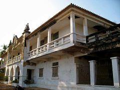 Bolama: palazzo del governatore