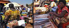 Bissau: mercato