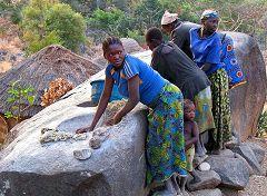 Villaggi Koma: il miglio