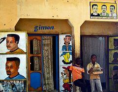Maroua: parrucchiere