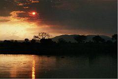 Sunset at Hippo Pool (Mikumi)