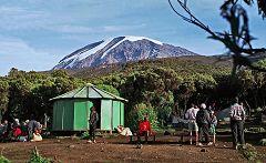 Mweka Hut