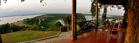 Mweya Lodge