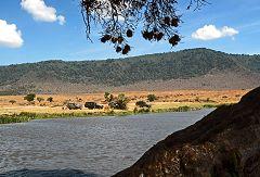 Ngorongoro: sosta