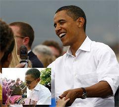 Kogelo  (Kenya): Barak Obama