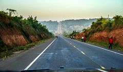 Old Kampala-Mityana Road