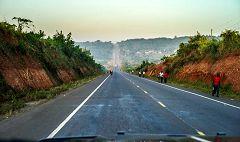 Old Kampala-Mityana Road