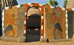 Pouss: case dei Mousgoum