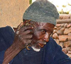 Rhumsiki: il féticheur