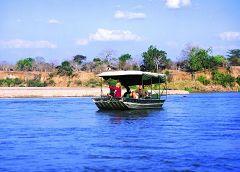 Rufiji River boat safari