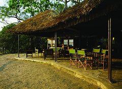 Rufiji River Camp