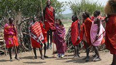 Masai Jump Dance