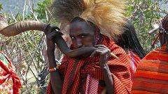 Masai Kudu Horn