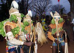 Pays Bassaris: danze bassari